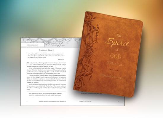 The Spirit of God Within You Book