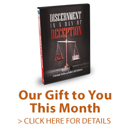 Discernment in a Day of Deception October Premium